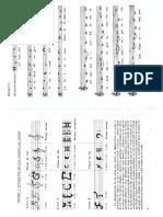 origen y evolucion de claves + notas y guido darezzo