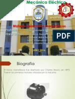Exposicion Motor Monofasico