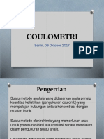 3. Coulometri