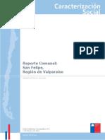 2014 Reporte Comunal San Felipe