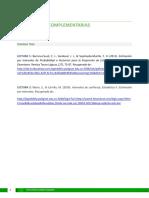 Lectura Complementaria - Referencias - S3