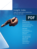 Indias Private Equity Market After the Financial Crisis