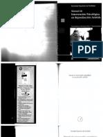 Manual de Intervención Psicológica SEF