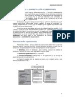 Organización Industrial. Unidad 1. Introducción a La Administración de Operaciones