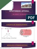 2 clase - HIPERTENSION  ARTERIAL.pptx