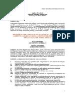 Regl Conservacion Ecologica y Protección