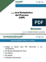 SPC Capacidad y Habilidad Del Proceso(Manuales)