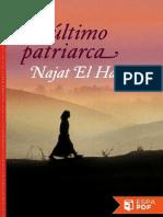 El Ultimo Patriarca - Najat El Hachmi