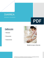 Diarrea y Desnutricion