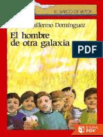 El Hombre de Otra Galaxia - Carlos-Guillermo Dominguez