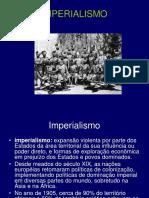 5.) IMPERIALISMO