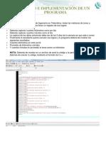 DISEÑO E IMPLEMENTACIÓN DE UN PROGRAMA.docx