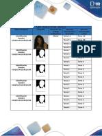 Tabla 1 y Roles
