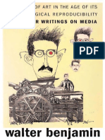 Walter Benjamin Other Writings on Media