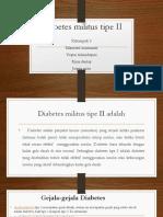 3. Diabetes Militus Tipe II