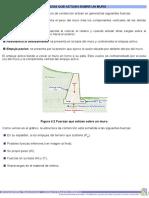 Fuerzas que actúan sobre un muro.pdf