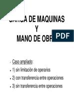 Carga de Maquinas General1