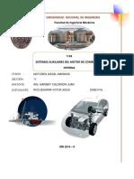 sistema auxiliar motor marino