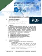 6 Silabo de Access 2013