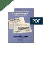 Gonzalez E . Historia Del Trostkismo Tomo 3 Vol 2