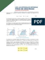 57335359 Aplicacion de Las Integrales Definidas a Los Centros de Gravedad