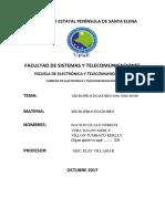 Sistema de Señalización Ss7