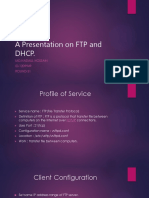 dhcp in linux