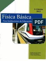 Libro Fisica Basica Para Intituciones de Educacion Superior