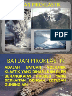 ASISTENSI BATUAN PIROKLASTIK2013