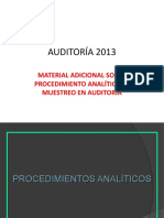 Material Adicional Sobre Proc Analíticos y Muestreo
