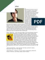 Encyclopedia of Moog Artists