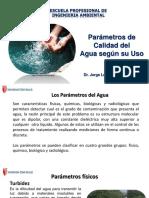 Parametro de la calidad del agua