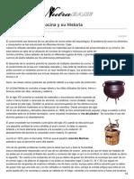 Los Utensilios de Cocina y Su Historia Malka