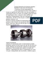 conjuntos de engrenagens planetárias da transmissão automática.docx