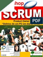 Workshop SCRUM Product Owner - Delírio de PO em dia de Verão