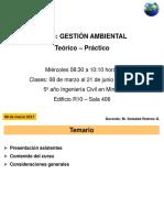 01 P1 08032017 Primera Clase UNAB