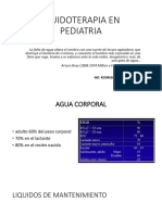 LIQUIDOS PEDIATRIA
