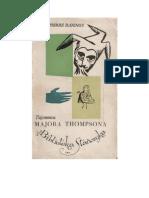 Pierre Daninos - Tajemnica majora Thompsona – 1959 (zorg)