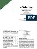 Amplificador de Potencia de Alta Eficiencia Manual de Usuario Bt 4700 - Sistema de Car Audio