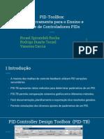 PID-ToolBox- Uma Ferramenta Para o Ensino e Ajuste de Controladores PIDs