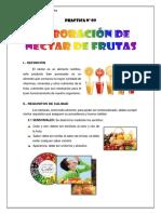 PRACTICA Nro 9 Nectar de Fruta-guayaba.pdf