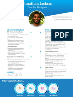Johnathan Jackson Resume