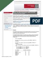 Area de Tecnologías de La Información y Las Comunicaciones Aplicadas de La Universidad de Murcia (ATICA) - PLSQL - UTL_MATCH (Distancia y Similitud Entre Cadenas de Caracteres)