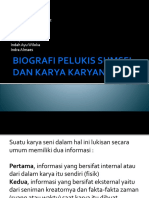 Biografi Pelukis Sumsel Dan Karya Karyanya