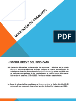 disolución_del_sindicato;