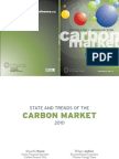 State and Trends of the Carbon Market 2010 Low Res