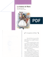 La Historia de Manu Ana Maria Del Rio PDF