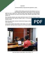 Sukseskan E-Faktur, KPP Pratama Pekanbaru Tampan Buat Kelas Pajak Khusus E-Faktur
