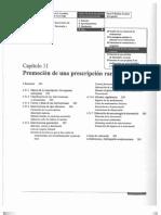 Promoción de Una Prescripción Racional – Capitulo 31 de La Gestión Del Suministro de Medicamentos
