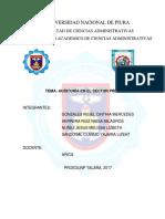 2015 Auditoria Administrativa Aplicada A